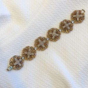 Banana Republic multi-stone bracelet